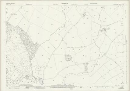 Shropshire VIII.14 (includes: Ightfield; Prees; Whitchurch Rural) - 25 Inch Map