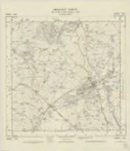SJ63 - OS 1:25,000 Provisional Series Map
