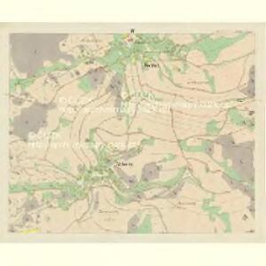 Dobřan - c1201-1-004 - Kaiserpflichtexemplar der Landkarten des stabilen Katasters