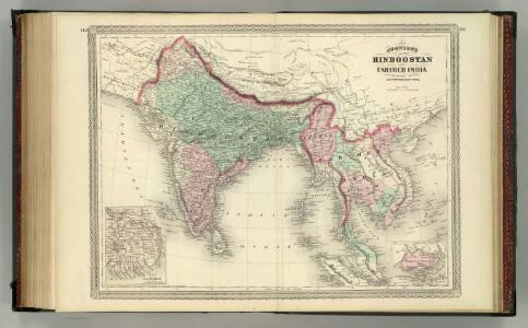 Hindoostan and Farther India.