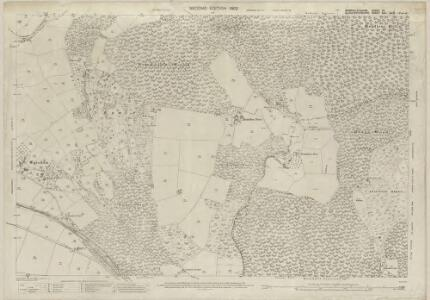 Monmouthshire XV.1 (includes: Dixton; Monmouth; Staunton) - 25 Inch Map