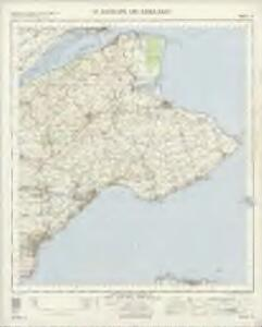 St Andrews and Kirkcaldy - OS One-Inch Map