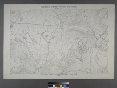 Sheet No. 32. [Includes Grymes Hill, (Emerson Hill) and Concord.]; Borough of Richmond, Topographical Survey.