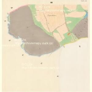 Sedlo - c6809-1-003 - Kaiserpflichtexemplar der Landkarten des stabilen Katasters