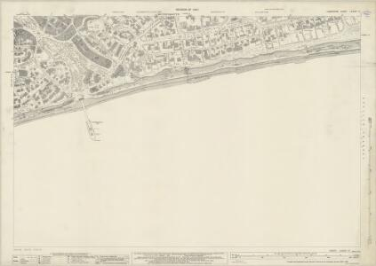 Hampshire and Isle of Wight LXXXVI.13 (includes: Bournemouth) - 25 Inch Map