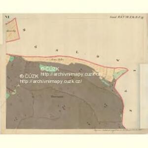 Kurlupp - m1274-1-007 - Kaiserpflichtexemplar der Landkarten des stabilen Katasters