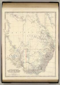 S. Australia, N.S.W., Victoria, Queensland.