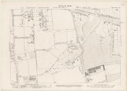 London X.55 - OS London Town Plan