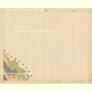 Beneschau - c0113-2-014 - Kaiserpflichtexemplar der Landkarten des stabilen Katasters