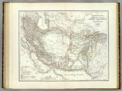 Iran, Afghanistan, Beludschistan.