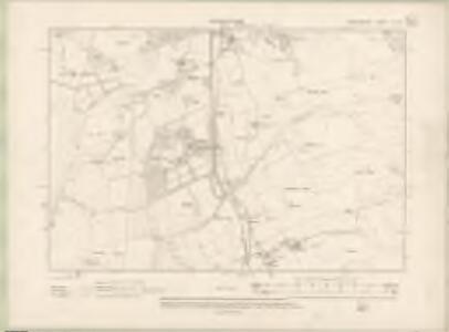 Peebles-shire Sheet IX.SW - OS 6 Inch map