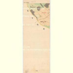 Kirchschlag - c7621-1-018 - Kaiserpflichtexemplar der Landkarten des stabilen Katasters