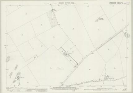 Cambridgeshire LVIII.11 (includes: Barley; Little Chishill; Melbourn) - 25 Inch Map