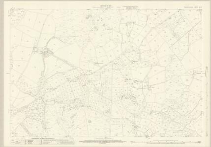 Caernarvonshire XL.13 (includes: Buan; Llanbedrog; Llanengan) - 25 Inch Map