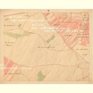Nikolsburg - m1785-1-001 - Kaiserpflichtexemplar der Landkarten des stabilen Katasters