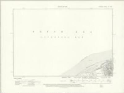 Cheshire VII.NW - OS Six-Inch Map