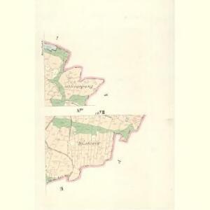 Wellenow - c8360-1-007 - Kaiserpflichtexemplar der Landkarten des stabilen Katasters