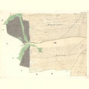 Podolly - m2326-2-008 - Kaiserpflichtexemplar der Landkarten des stabilen Katasters