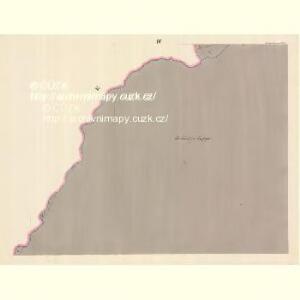 Gross Mohrau (Hruba Morawa) - m3311-1-003 - Kaiserpflichtexemplar der Landkarten des stabilen Katasters