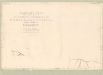 Linlithgow, Sheet I.11 (with inset I.12) (Linlithgow) - OS 25 Inch map