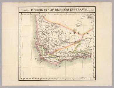 Cap de Bonne Esperance. Afrique 53.