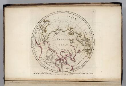 North Pole countries.