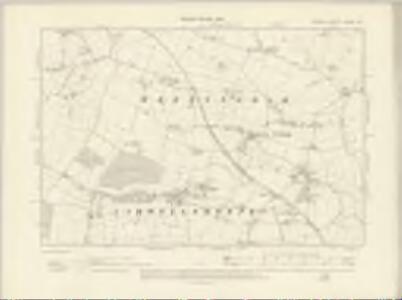 Norfolk LXXXVI.NE - OS Six-Inch Map