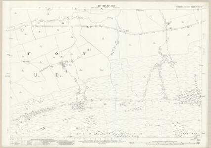 Yorkshire CLXVIII.6 (includes: Draughton; Silsden; Skipton) - 25 Inch Map