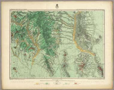 84C. Land Classification Map Of Part Of South Western New Mexico.