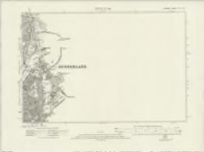 Durham VIII.SE - OS Six-Inch Map