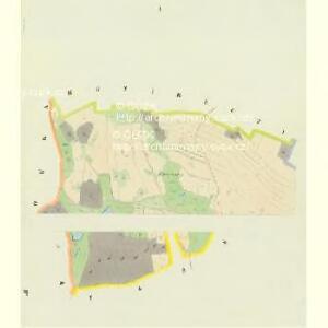Oberdorf - c2172-1-001 - Kaiserpflichtexemplar der Landkarten des stabilen Katasters