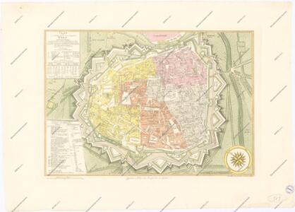 Plan der K. K. Haupt und Residenz Stadt Wien