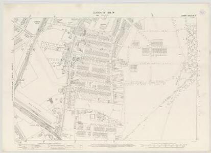 London IV.73 - OS London Town Plan
