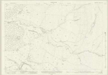 Derbyshire III.9 (includes: Charlesworth; Glossop) - 25 Inch Map