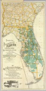 Township map Florida.