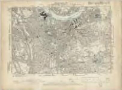 Kent I.SE - OS Six-Inch Map