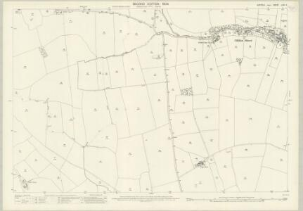 Suffolk LXXI.2 (includes: Clare; Hundon; Stoke by Clare) - 25 Inch Map