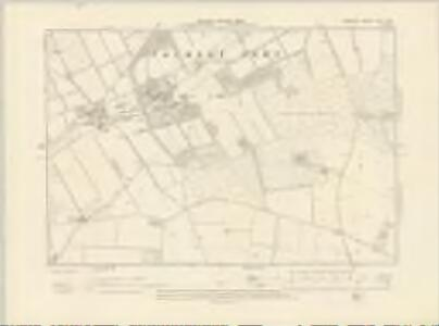 Norfolk LXXI.NW - OS Six-Inch Map