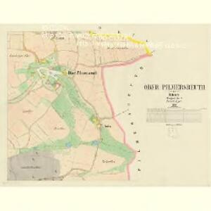 Ober Pilmersreuth - c2115-1-002 - Kaiserpflichtexemplar der Landkarten des stabilen Katasters
