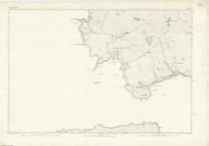 Inverness-shire (Mainland), Sheet XCI - OS 6 Inch map