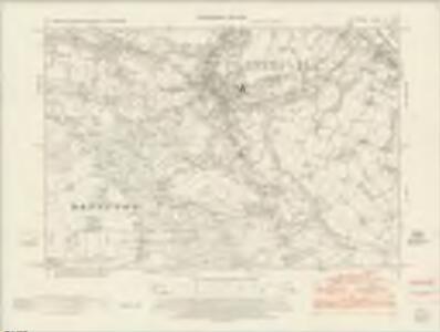 Flintshire VI.SW - OS Six-Inch Map