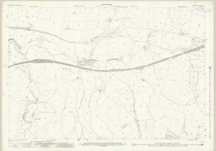 Westmorland XXIX.7 (includes: Orton; Ravenstonedale) - 25 Inch Map