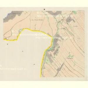 Waagstadt (Bilowes) - m0086-1-003 - Kaiserpflichtexemplar der Landkarten des stabilen Katasters