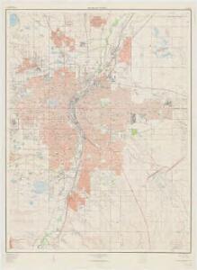 Denver and vicinity, Colorado