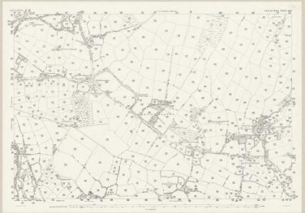 Isle of Man IX.12 - 25 Inch Map
