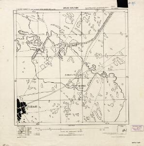 Basra-shuʿaiba 1:10,000, 1940 (Sheet 10)