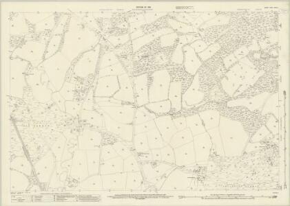 Surrey XXXIX.2 (includes: Cranleigh; Wonersh) - 25 Inch Map