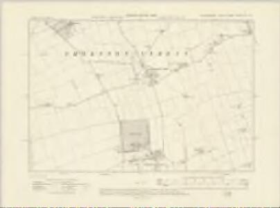 Lincolnshire XII.NE - OS Six-Inch Map