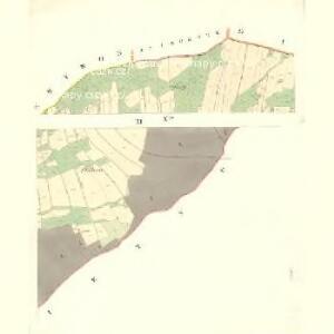Passek - m2230-1-011 - Kaiserpflichtexemplar der Landkarten des stabilen Katasters
