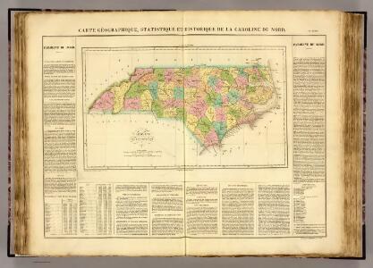 Caroline du Nord.